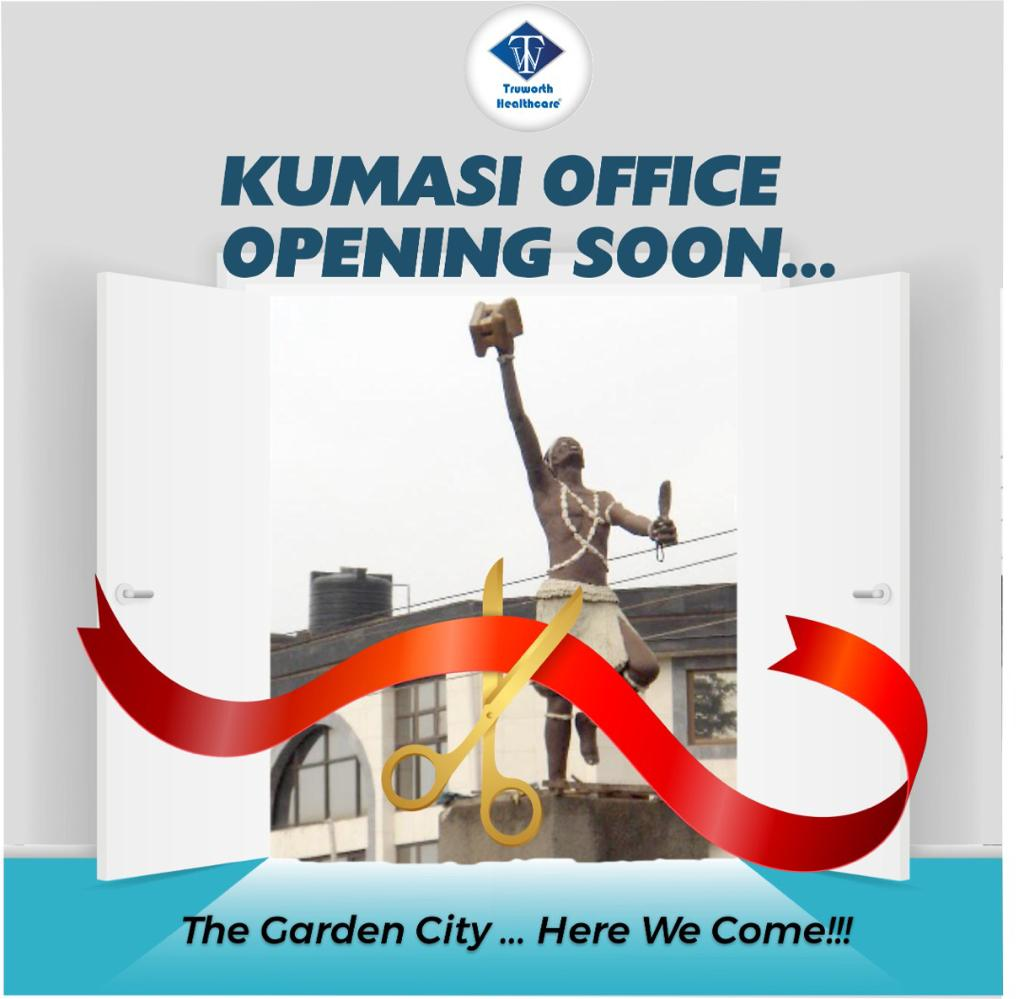 Are You ready Kumasi....